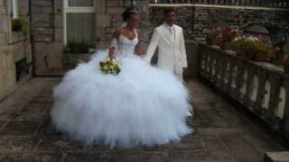 Download robe de mariée gino lapouge Video
