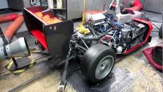 Download Hayabusa turbo dyno test with Geartronics paddleshift Video