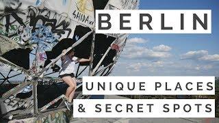 Download BERLIN! UNIQUE PLACES AND SECRET SPOTS! Video