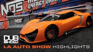 Download LA Auto Show Highlights! 2016 DUB Show Tour Video
