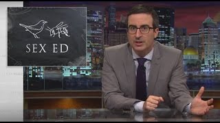Download Sex Education: Last Week Tonight with John Oliver (HBO) Video