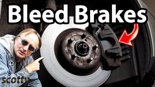Download How to Bleed Brakes in Your Car (One Person) Video