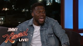Download Kevin Hart May Have Overreacted to His Plane Crashing Video