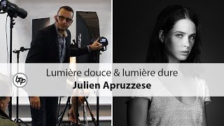 Download 📷 SHOOTING PORTRAIT PHOTO par JULIEN APRUZZESE chez PROFOTO au SALON DE LA PHOTO 2017 Video