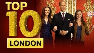 Download Top 10 London Attractions Video