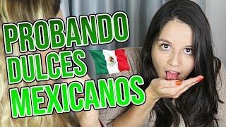 Download PROBANDO DULCES MEXICANOS con Laury What Video