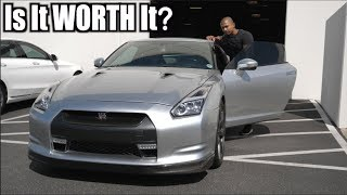 Download Buying a used 2009 NISSAN GTR for $890... Video
