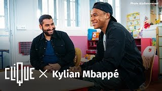 Download Clique x Kylian Mbappé Video