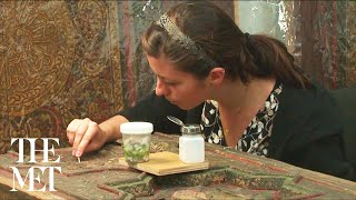 Download Conserving the Damascus Room at The Metropolitan Museum of Art Video