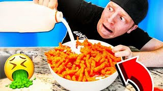 Download TRYING GROSS FOOD COMBINATIONS THAT PEOPLE LOVE! Video