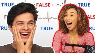 Download LIE DETECTOR TEST ft. MyLifeasEva and Brent Rivera | Brent vs Eva Video