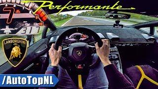 Download Lamborghini Huracan Performante AUTOBAHN POV by AutoTopNL Video