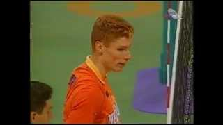 Download 1996 Olympic Games Volleyball Netherlands - Italy set 1 Video