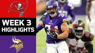 Download Buccaneers vs. Vikings | NFL Week 3 Game Highlights Video