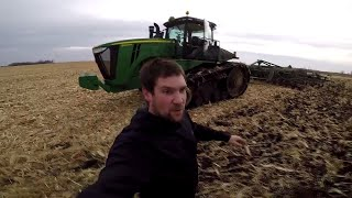 Download Running our John Deere 2730 Ripper with 9560RT Video
