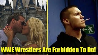 Download 10 Things Wrestlers Are FORBIDDEN To Do While Working For WWE! Video