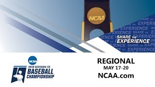 Download NCAA DIII Baseball Regional - Game 10 Press Conference Video