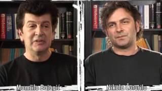 Download DVOUGAO 066 Momčilo Bajagić Bajaga - Nikola Čuturilo Čutura (maj 2008) Video
