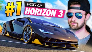 Download LOOK AT MY EPIC NEW CAR! - Forza Horizon 3 Gameplay #1 Video