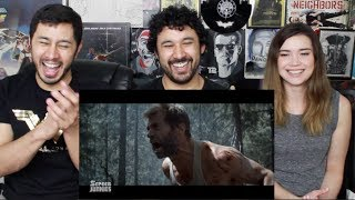 Download Honest Trailers - LOGAN (Feat. Deadpool) - 200th Episode!! REACTION!!! Video