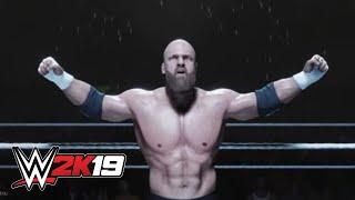 Download WWE 2K19 Triple H entrance video Video