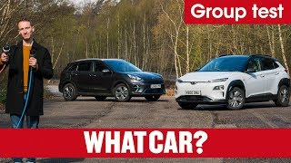 Download 2020 Kia e-Niro vs Hyundai Kona Electric review – which is the best electric car? | What Car? Video