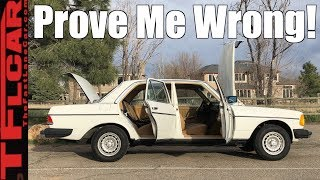 Download This 37-Year-Old Diesel Is THE BEST Mercedes Ever Made! Video