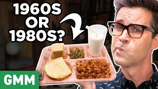 Download 100 Years Of School Lunches Taste Test Video