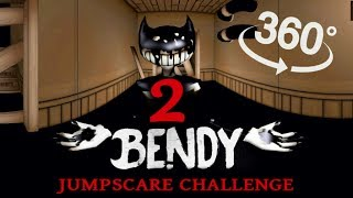 Download Bendy and the Ink Machine 360 - Part 2 - The Ink Demon Video
