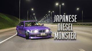 Download Wrong36 Diesel Street Drifting - E36 330d Video