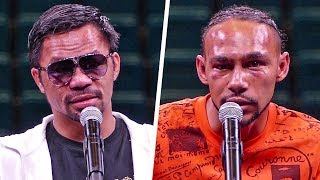 Download Manny Pacquiao vs. Keith Thurman FULL POST FIGHT PRESS CONFERENCE | Fox PBC Boxing Video