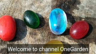 Download Coral Stone Extraction (Emerald Gemestone) Video
