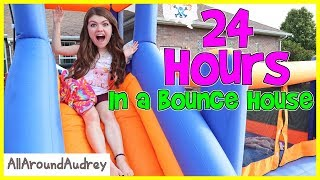 Download 24 Hours In A Bounce House / AllAroundAudrey Video