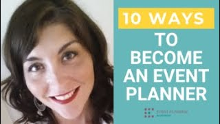 Download How To Be An Event Planner Video