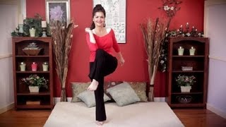 Download Balance Exercises for Seniors : Yoga 101 Video
