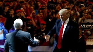 Download Trump kicks of ″Thank You' tour Video