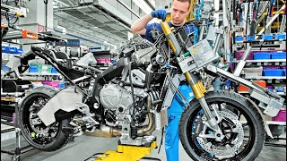 Download BMW Motorcycles Assembling Video