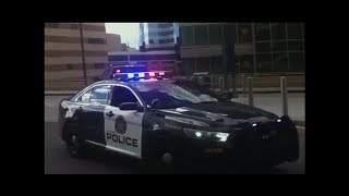 Download Police Cars at the Calgary International Airport (YYC) - Ford Police Interceptor & F-150 Video