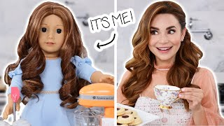 Download I'm An American Girl Doll?! Video