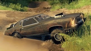 Download MAD MAX MONTE CARLO OFF-ROADING! Mudding & Hill Climbing (SpinTires) Video