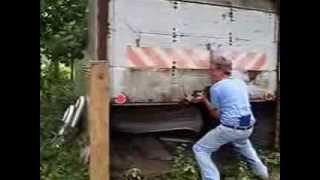 Download 1974 Pantera DeTomaso Barn / Trailer Find Video