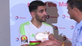 Download CAN-2017: Mahrez sauve l'Algérie du désastre face au Zimbabwe Video