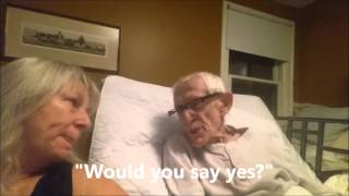 Download Someone asked if my dad knows he has Alzheimer's, so I asked him... Video