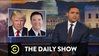 Download Comey Takes the Stand (But Leaves the Juicy Details Behind): The Daily Show Video