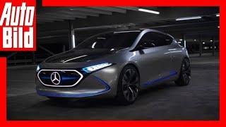 Download Mercedes Concept EQA (IAA 2017) Review/Details/Erklärung Video
