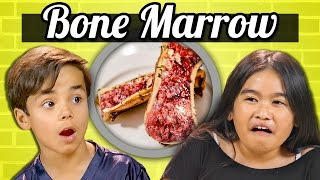 Download KIDS vs. FOOD - BONE MARROW Video