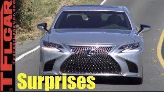 Download 2018 Lexus LS 500 Review: Top 5 Unexpected Luxury Surprises! Video