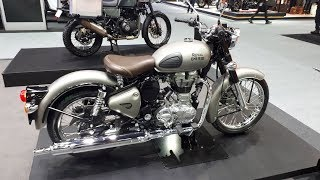 Download Royal Enfield Classic 2 สีใหม่ และ Royal Enfield Himalayan Video