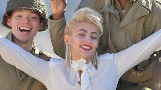 Download Paris Jackson Makes Modeling Debut During Eiffel Tower Photo Shoot: 'This is Finally Her Time' Video