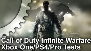 Download Call of Duty Infinite Warfare PS4/Xbox One/PS4 Pro Gameplay Frame-Rate Test Video